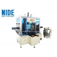 Long Stack Length Pump Stator Coil Forming Machine Horizontal Type Manufactures