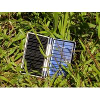 20W 12V Poly - Crystalline Portable Solar Panel Chargers for Laptop and RV Manufactures