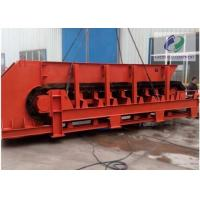 Cast Steel Apron Feeder System For Blocky Material Customized Size Manufactures