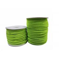 8mm Round Elastic Cord String Elastic Rope With Hook Coated Finishing Manufactures
