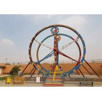 Adult Thrill Amusement Park Ferris Wheel With Non Fading And Durable Painting Manufactures