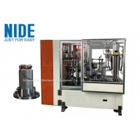 Buy cheap Induction Motor Tubular Stator Coil Lacing Machine from wholesalers