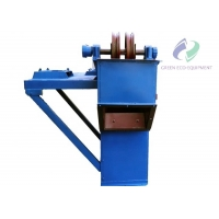 Ring Chain Type Bucket Elevator Conveyor For Cement Sand Manufactures