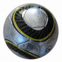 Professional Football, Customized Logo Printing Accepted, Made of PVC and EVA Manufactures