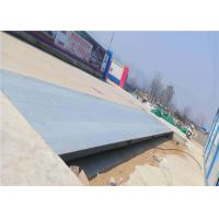 Steel Plate Truck Weighing Equipment For Road Overloading Detection Station Manufactures