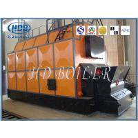 Naturally Circulated Biomass Fired Boiler For Power Plant Or Industry Manufactures