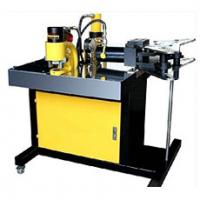 Buy cheap 3 in1 hydraulic Busbar Processor Machine with Cutting Bending Punching tool from wholesalers