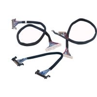 1.0mm LVDS Screen Cable Manufactures