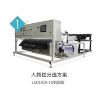 Channel Large Capacity Ore Color Sorter With Dual Energy Imaging System Manufactures