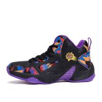 Colorful Anti Slip Basketball Shoes Synthetic Lining OEM ODM Available Manufactures