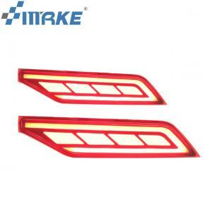 LED Car Tail Light Rear Bumper Brake Light Reflector For Mitsubishi Pajero Sport Manufactures