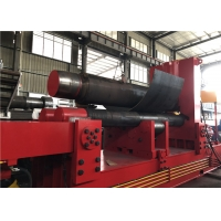 Buy cheap High Efficiency Plate Bending Rolling Machine CNC Hydraulic Drive Reliable Operation from wholesalers