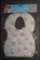 Eco Friendly Nonwoven Disposable Baby Bibs For Feeding SGS CE ISO OEM Service Manufactures