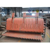 Rust Proof Boiler Membrane Water Wall Panels for Waste Heat Recovery Boiler Manufactures