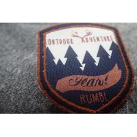 Buy cheap Personalized Embroidered Applique Patches from wholesalers