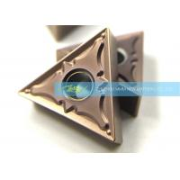 Triangle TNMG160404PM CNC Carbide Inserts For Steel Semi Finishing Turning Manufactures