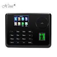 WIFI ADMS Web P160 Biometric Time Attendance Machine Palm Time Attendance Manufactures