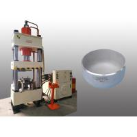 Deep Drawing Double Action Hydraulic Press 500 Ton Capacity Large Flow Rate Manufactures