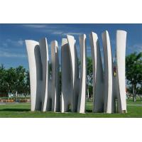 Stone mordern city sculptures for park Manufactures