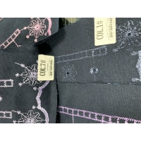 Linen embroidery fashion fabric Manufactures