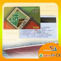 Buy cheap Plastic VIP Card with Magnetic Stripe from wholesalers