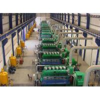 Buy cheap 1000KW-20000KW 400V - 11KV 650RPM 1000RPM MAN Engine Generator HFO and diesel from wholesalers