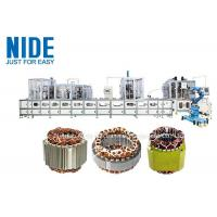 Automatic three phase electric motor stator production line Manufactures