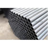 E355 EN 10297 Square Seamless Mild Steel Tubing 350mm OD , Annealed Steel Tube with BV TUV Certificated Manufactures