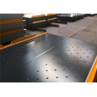 Thickness 12MM ZEMIC Load Cell Truck Weighbridge 3X21 Meters ISO9001 Standard Manufactures
