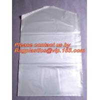 Dry clean perforated clear poly plastic garment/laundry/clothing bags on a roll clothing storage Manufactures