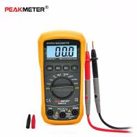 Frequency Test Auto Range Digital Multimeter 140mm × 67mm × 30mm High Safety Standard Manufactures