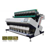 AMD Bean Color sorter Machine With Fast Detection And High Identification Rate Manufactures