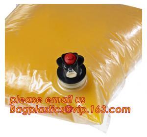 3l 5l 10l bag in box packaging wine bag with vitop tap,5L/10L/20L transparent/VMPET wine bag in a box/bag in box/liquid Manufactures