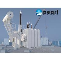 132kV Power Distribution Transformer With Steel Plate , Aluminum Alloy Enclosure Manufactures