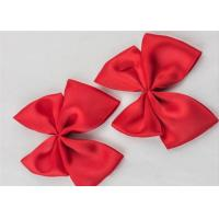 Polyester Bow Tie Ribbon Tying Decorative Bows Wired Edge Ribbon Manufactures