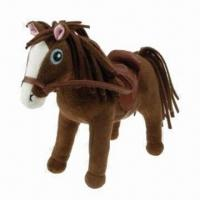 Baby Plush Toy for Gifts, Made of Cotton Velvet Manufactures