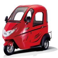 Adult 32Ah Battery 3 Wheel Electric Tricycle Manufactures