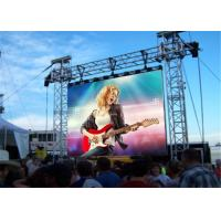 Buy cheap Full Color Outdoor LED Display Rental P4.8 P481mm Outdoor LED Screen Hire from wholesalers