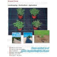 PP ground cover,weed barrier Fabrics, weed mat in strawberry garden, Agricultural weed control pp woven grass mat, 70gsm Manufactures