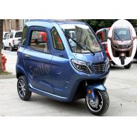 1500W 3 Wheel Silent Passenger Electric Tricycle Manufactures
