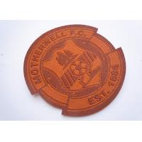 Custom Embroidered Name Patches Manufactures