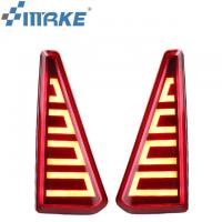 2pcs Car LED Rear Bumper Light For Toyota Noah Voxy 80 Series Multi Functions Manufactures