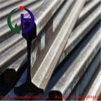 Railroad Track Steel / Railway Rail Material AISI ASTM DIN GB Standard Manufactures