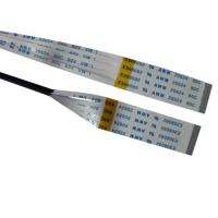 28AWG 20 Pin Ribbon Cable 2.0mm Pitch  Idc Copper Connector Customized Length Manufactures