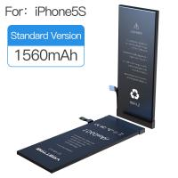for iPhone 5S Replacement Battery 1560mAh with FREE TOOLS & ADHESIVE Manufactures