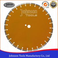 Buy cheap Fast Cutting General Purpose Saw Blades For Cutting Construction Materials 400mm from wholesalers