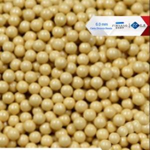 80 Cerium Stabilized Zirconium Oxide Balls 200 Gpa Elastic Modulus Sphere Shape Manufactures