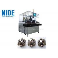 High Speed 5 Station Armature Balancing Machine with R Type Cutter Manufactures