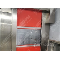 Pharmacies Purified Electronical Interlock Cleanroom Air Shower Manufactures