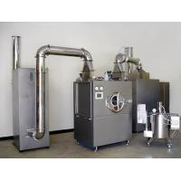 Buy cheap High Efficiency Auto Coater Tablet Coating Machine , Film Coating Equipment from wholesalers